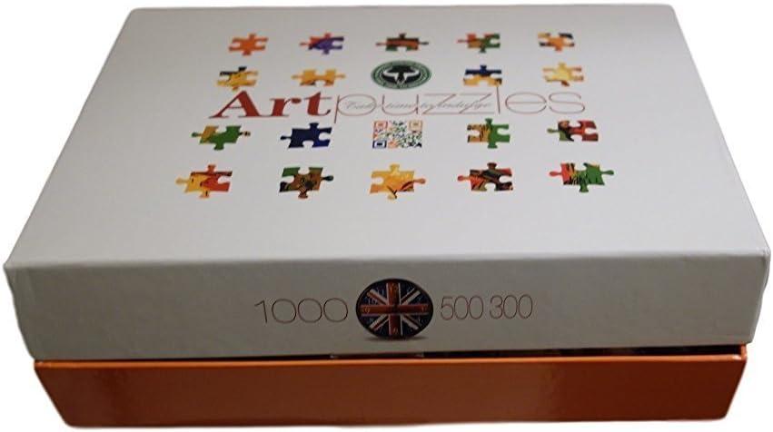 Adult Jigsaw Puzzle Ferris Wheel Navy Pier Chicago Illinois 500-Pieces
