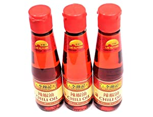 New! Lee Kum Kee LKK Chili Oil 7 oz | Pack of 3