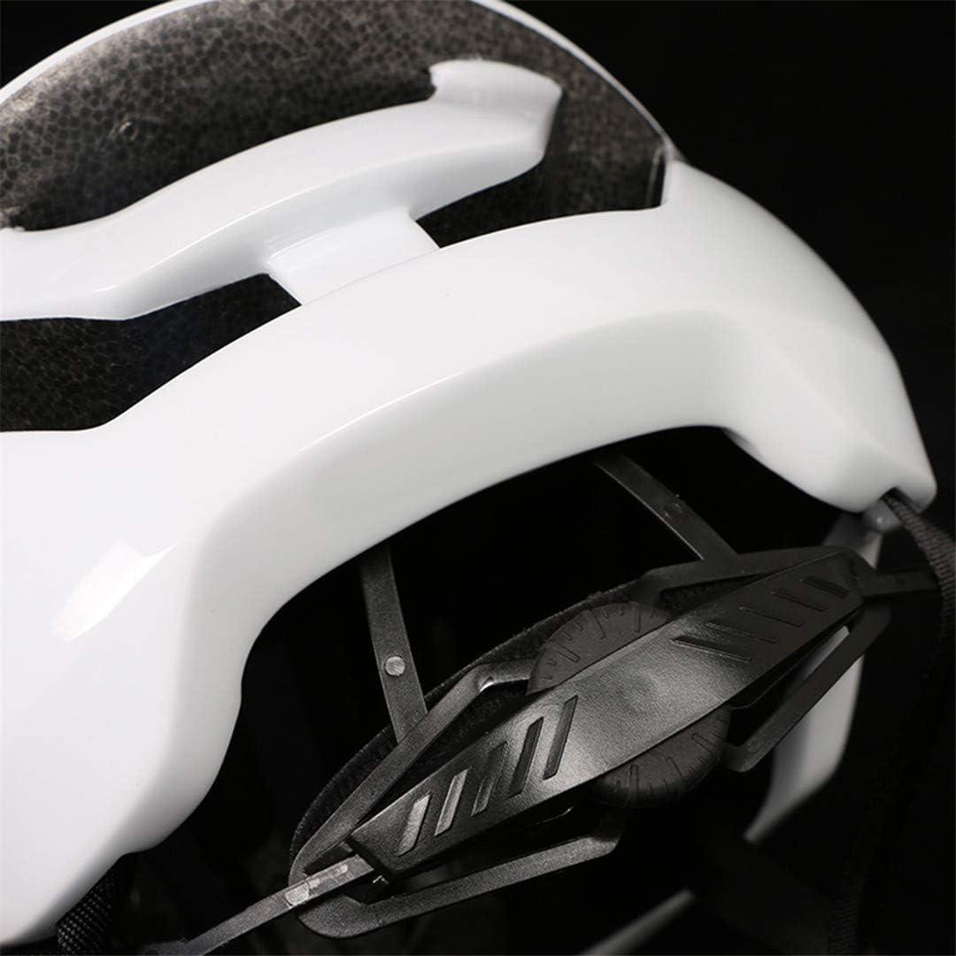 Ultraléger Casque de vélo Route EPS Protection Damper VTT Vélo de Montagne Casque Aero Casque de vélo white