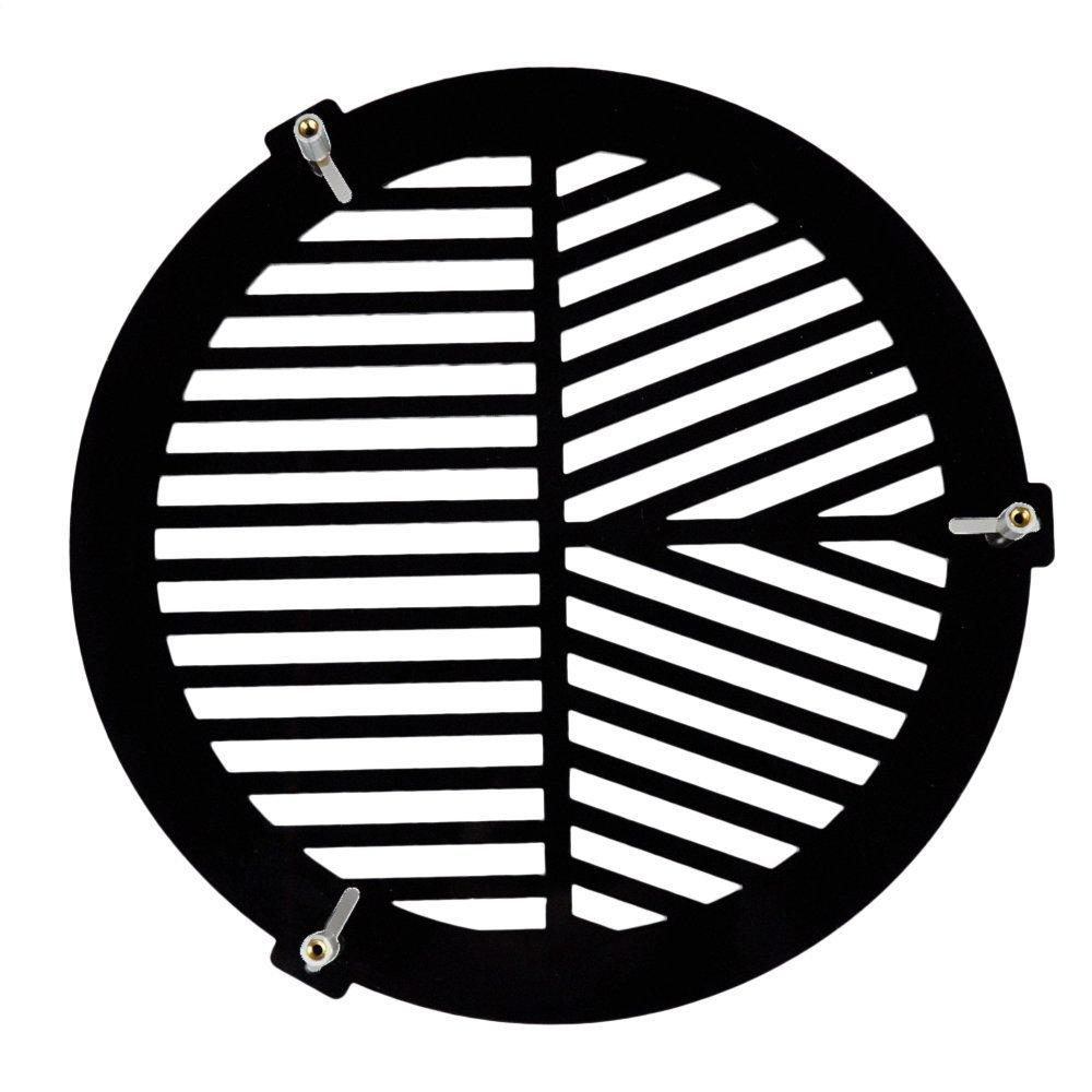 Solomark Bahtinov máscara de enfoque para telescopios escudo de rocío diámetro de 75 mm -114 mm (2.95inch - 4,5 nch) - para 80 mm, 100 mm, ...