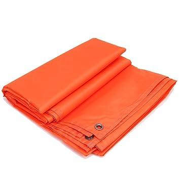 NON Tienda De Campaña Estera Colchones Colchón Impermeable Almohadilla Sol Sombra Naranja - Naranja: Amazon.es: Deportes y aire libre