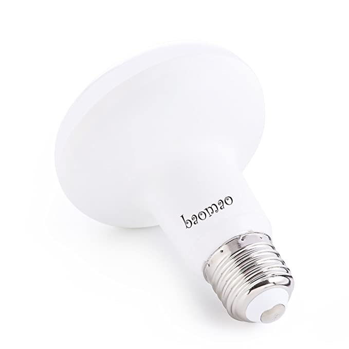 Baomao 2pack 9w R25 R80 Br25 Led Bulb Warm White R25 Non Dimmable