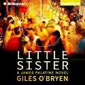 Little Sister: A James Palatine Thriller Audiobook by Giles O'Bryen Narrated by James Clamp
