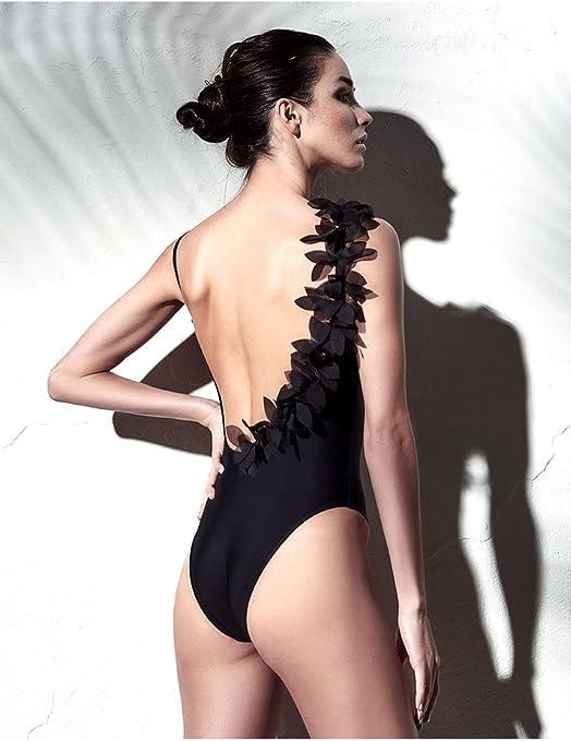 Malloom-Mujer Traje de Ba/ño de Una Pieza Push Up Ba/ñadores Ba/ñador Ropa de Ba/ño Manga Larga Impreso protector solar surf ropa traje de ba/ño
