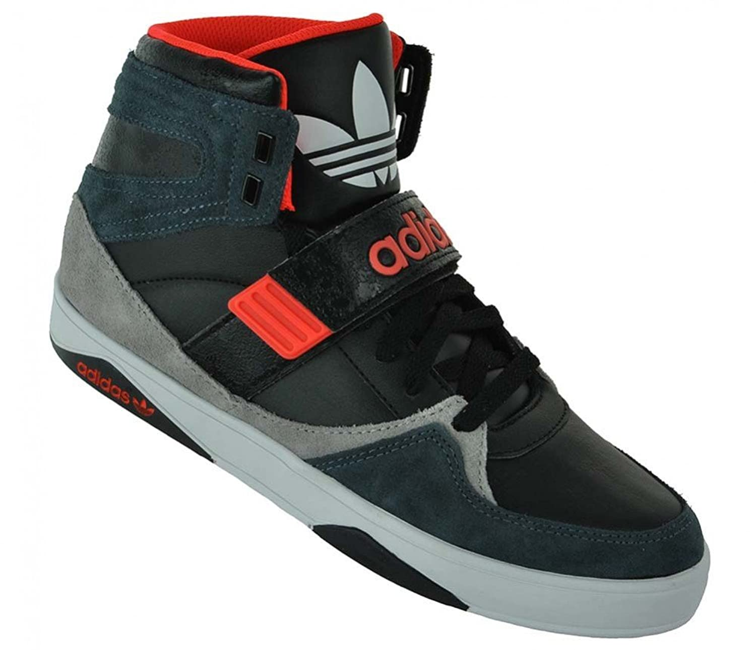 Adidas Space Diver 2.0. Originals Uomo High Top Scarpa da tennis basket Nero