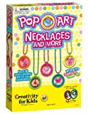 Creativity for Kids  Pop-Art Necklaces And More