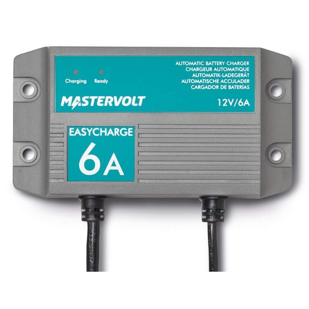 Mastervolt Easy Charge 6A - Cargador de batería impermeable IP68
