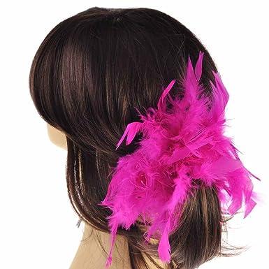 Large Feather Scrunchie 207781dcda8