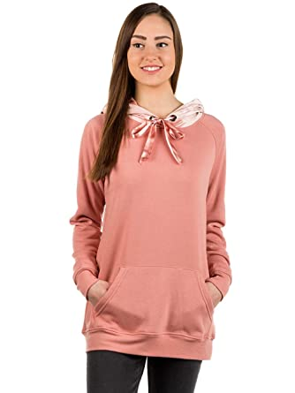 898cefa4 Sweater Hooded Women Ninth Hall Willey Hoodie: Amazon.co.uk: Clothing
