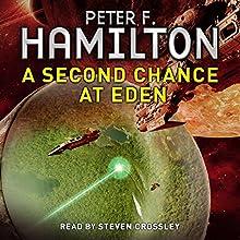 A Second Chance at Eden   Livre audio Auteur(s) : Peter F. Hamilton Narrateur(s) : Steven Crossley
