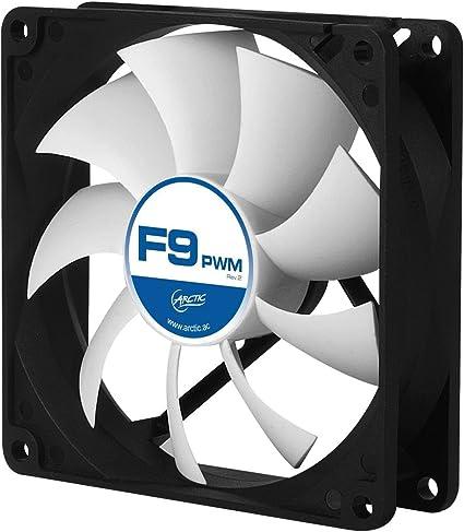 ARCTIC F9 PWM – 99 mm Ventilador de Caja para CPU con PWM Sharing ...