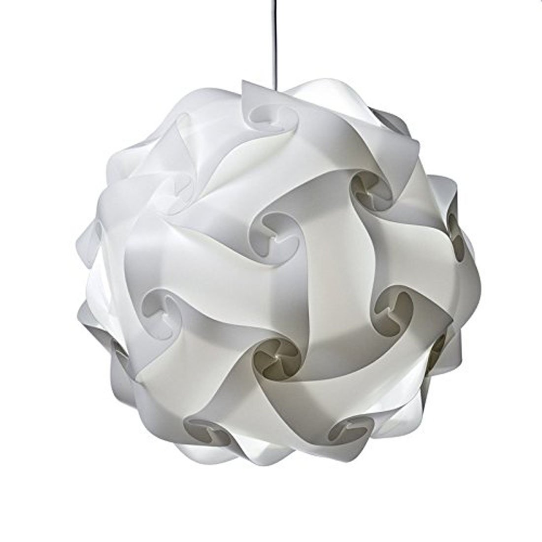 Miyare Puzzle Lampe Diy Lampenschirm Kinderlampe Kinderzimmer Iq