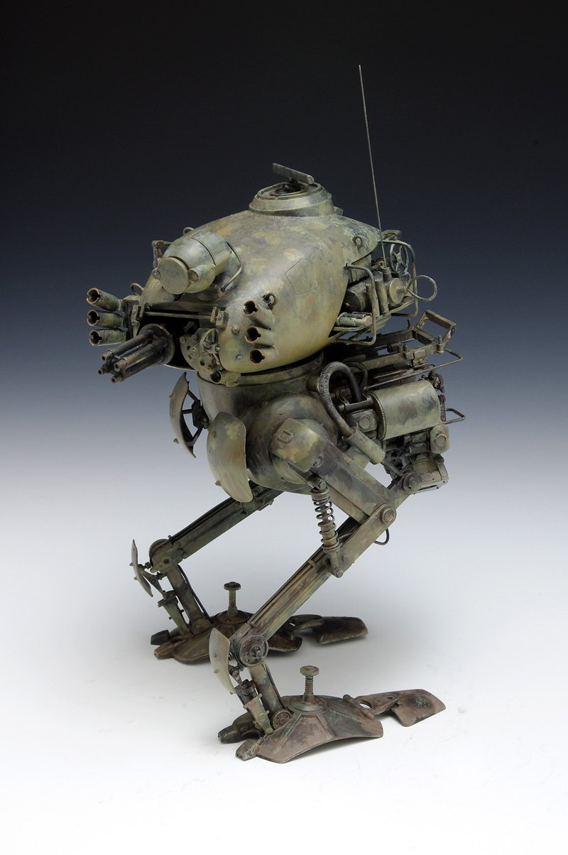 1/20 Maschinen Krieger Series Kuster & Friedrich by Wave by wave (Image #3)