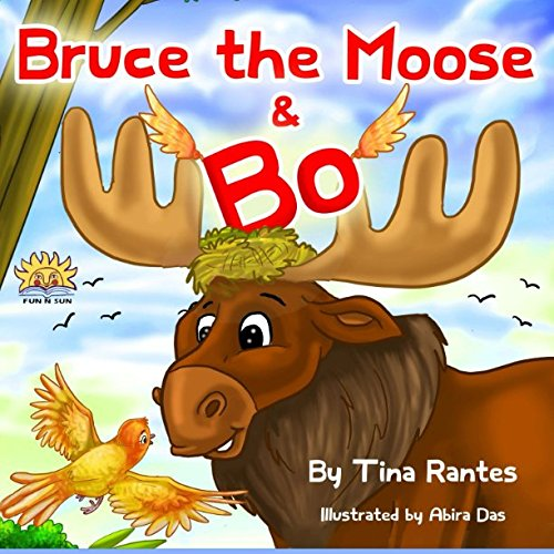 Bruce the Moose & Bo