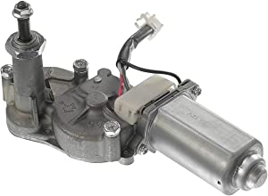 A-Premium Windshield Wiper Motor without Washer Pump Replacement for Pontiac Vibe Toyota Matrix 2003-2008 Rear