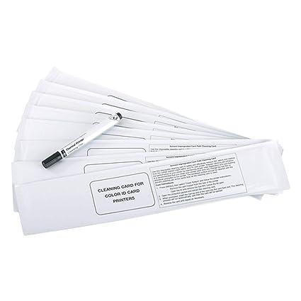 Magicard 3633 - 0053 Kit de limpieza para enduro & Rio Pro ...