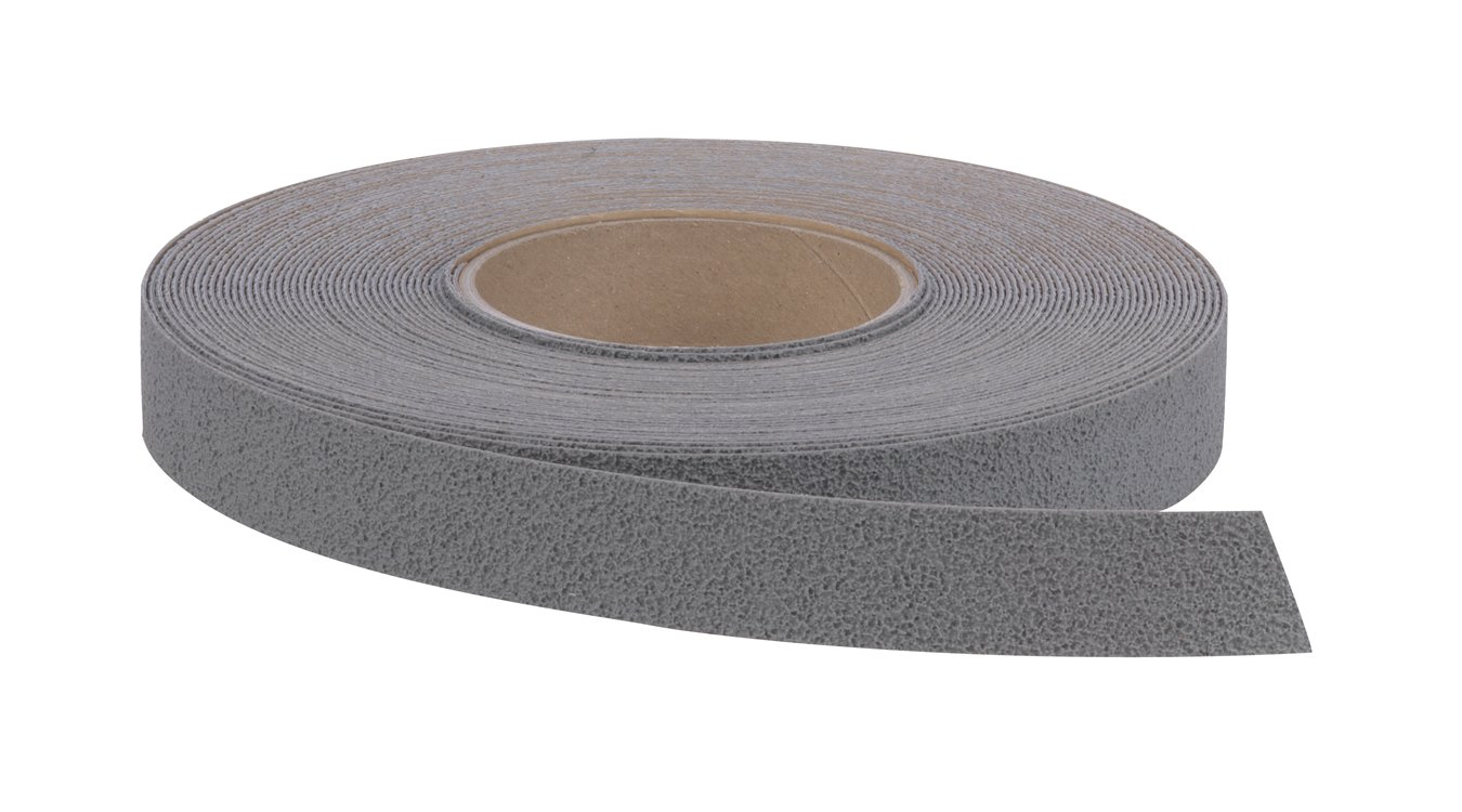 3M Safety-Walk Medium Duty Tread, Gray, 1-Inch by 60-Foot Roll, 7739