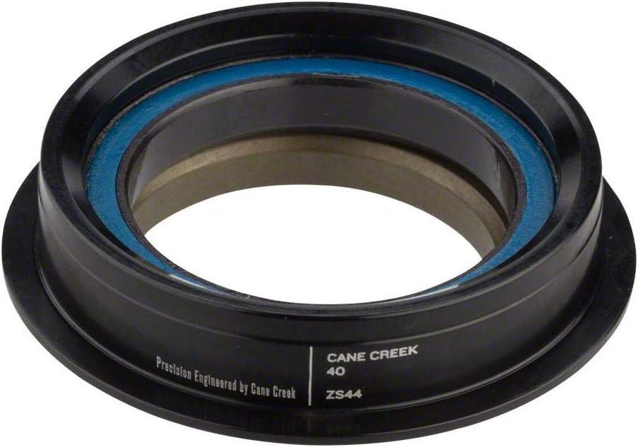 Cane Creek 40-Series Noir Oxyde acier roulements à cartouche