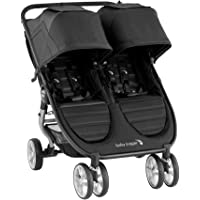 Baby Jogger City Mini 2 Double Stroller, Black,