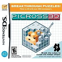 Picross 3D - Nintendo DS Standard Edition