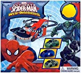 Ultimate Spider-Man Web-Warriors Electric Racing Cars