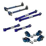 For Honda Accord Rear Lower+Upper Control