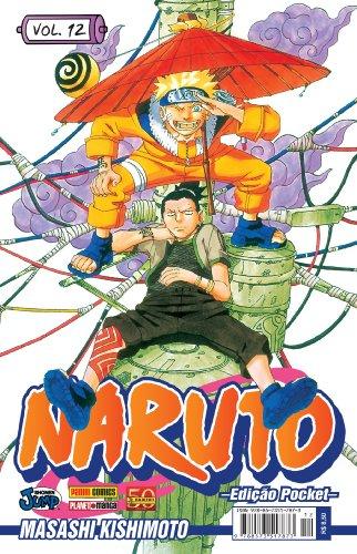 Naruto Pocket - Volume 12