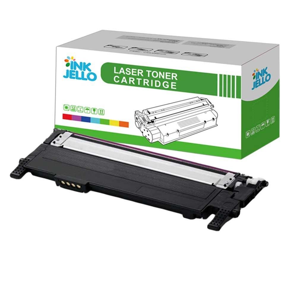 Magenta InkJello Compatible Virador Cartucho Reemplazo Para Samsung CLP-360 CLP-365 CLP-365W CLX-3300 CLX-3305 CLX-3305FN CLX-3305FW CLX-3305W Xpress SL-C410W SL-C460FW SL-C460W