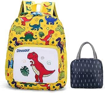 DinosaurBackpackforBoysToddlerKidsKindergartenPreschoolChildren