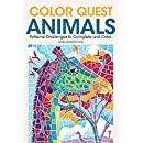 Amazon.com: Color Quest Animals: Extreme Challenges to