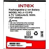 Intex 1400 Mah I-Y2 IPS Lithium Ion Battery For Intex Aqua Y2 IPS