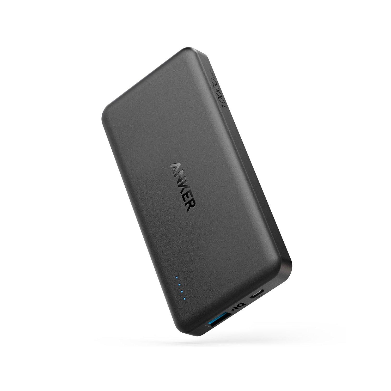 Anker PowerCore II Slim 10000 (Power IQ 2.0搭載 大容量モバイルバッテリー) iPhone & Android各種対応