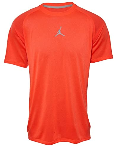 13e2a717799 Jordan Dri-Fit Dominate Fitted Mens Training Tee Mens Style: 465072-608 Size