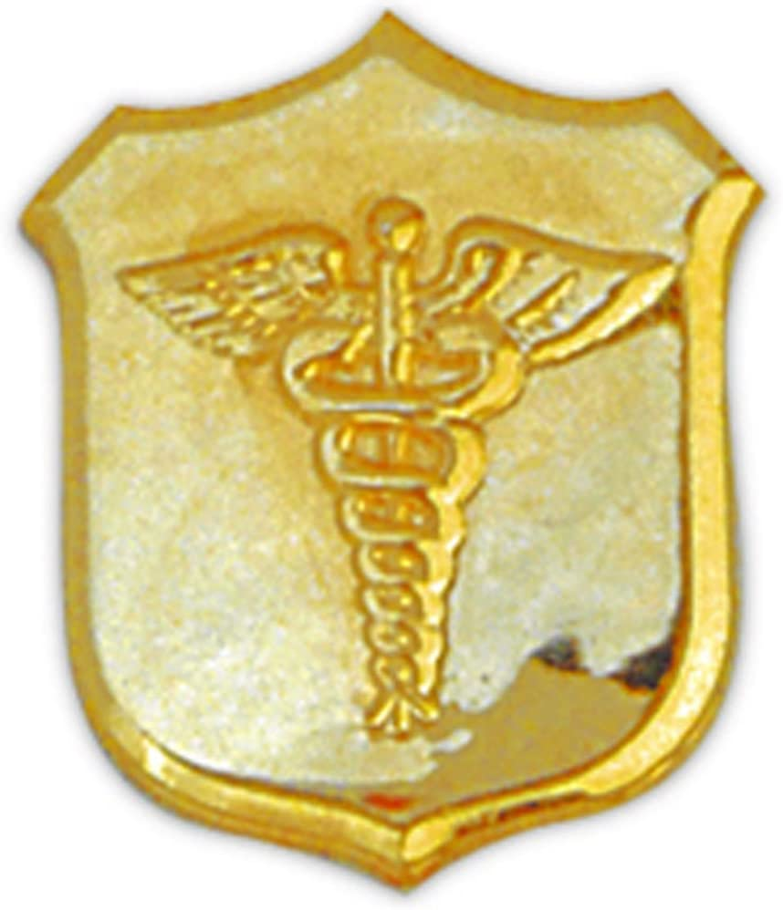 United States Navy USN Occupation Corpsmen Letters 1 Lapel Pin