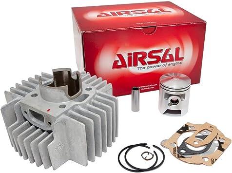 Zylinderkit Airsal Sport 65ccm Für Puch Maxi Altes Modell Auto