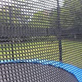 Ancheer-Trampoline-with-Enclosure-Net-8ft-Fitness-Workout-Exercise-Rebounder-for-Outdoor-Gym-US-Stock