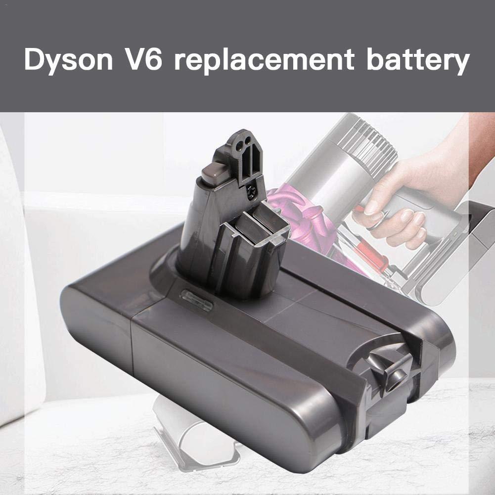 Libertry Batería de Repuesto para Dyson, 21.6V 3000 mAh Batería de ...