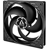 ARCTIC P14 Silent - 140 mm Case Fan, Pressure-optimised, Extra Quiet Motor, Computer, Fan Speed: 950 RPM - Black