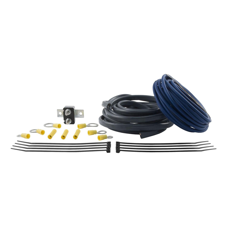 Curt 51500 Brake Control Wiring Kit Automotive 7 Way Rv Diagram