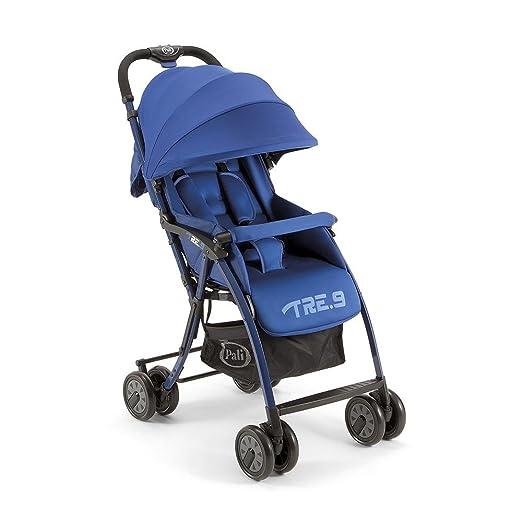 339 opinioni per Passeggino Pali Tre.9 Blu Cobalto- collezione 2017
