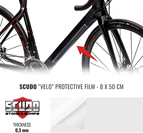 Quattroerre - Película Adhesiva para Proteger el Cuadro de la ...