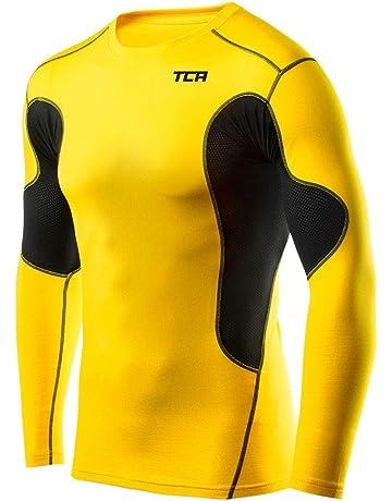 Skins dnamic Thermique Homme Sous-vêtement Top noir sans formation Sports
