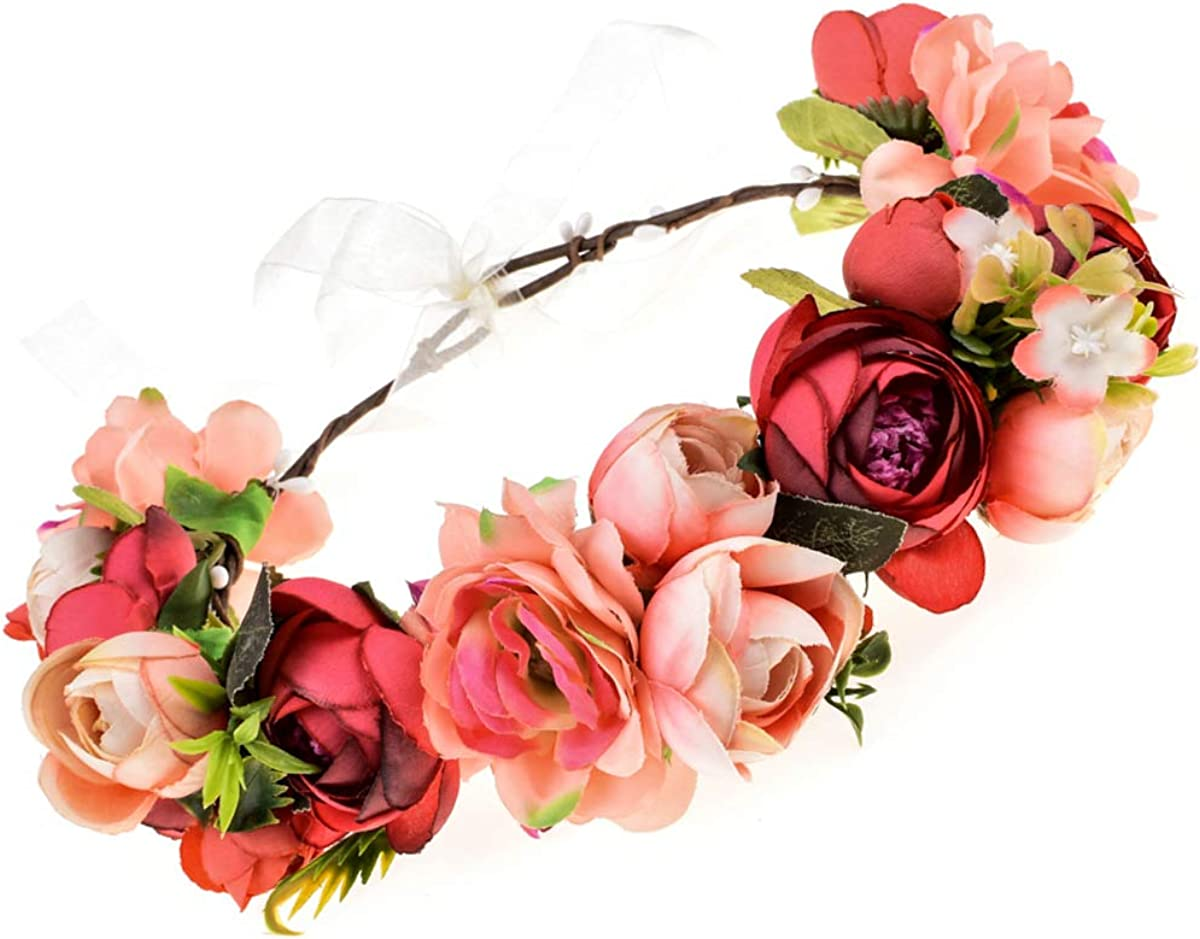Eralove Women Flower...