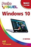 Poche Visuel Windows 10 Maxi Volume, 3e édition