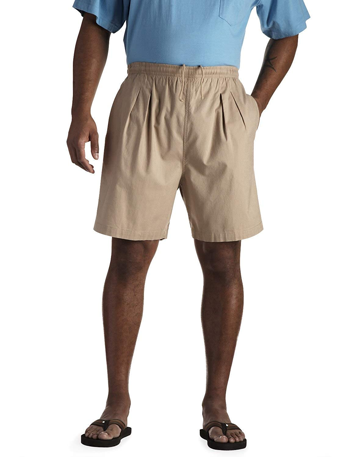 Canyon Ridge DXL Big and Tall Sheeting Beach Shorts