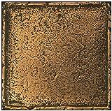 Dal-Tile 661P-MS11 Metal Signatures Tile,, 6'' x 6'',, Aged Bronze