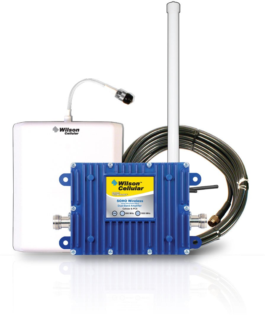 Amazon.com: Wilson Electronics - SOHO - Cell Phone Signal Booster ...