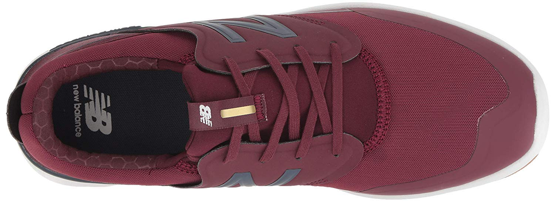 Coast Skate Shoe, Burgundy/Navy