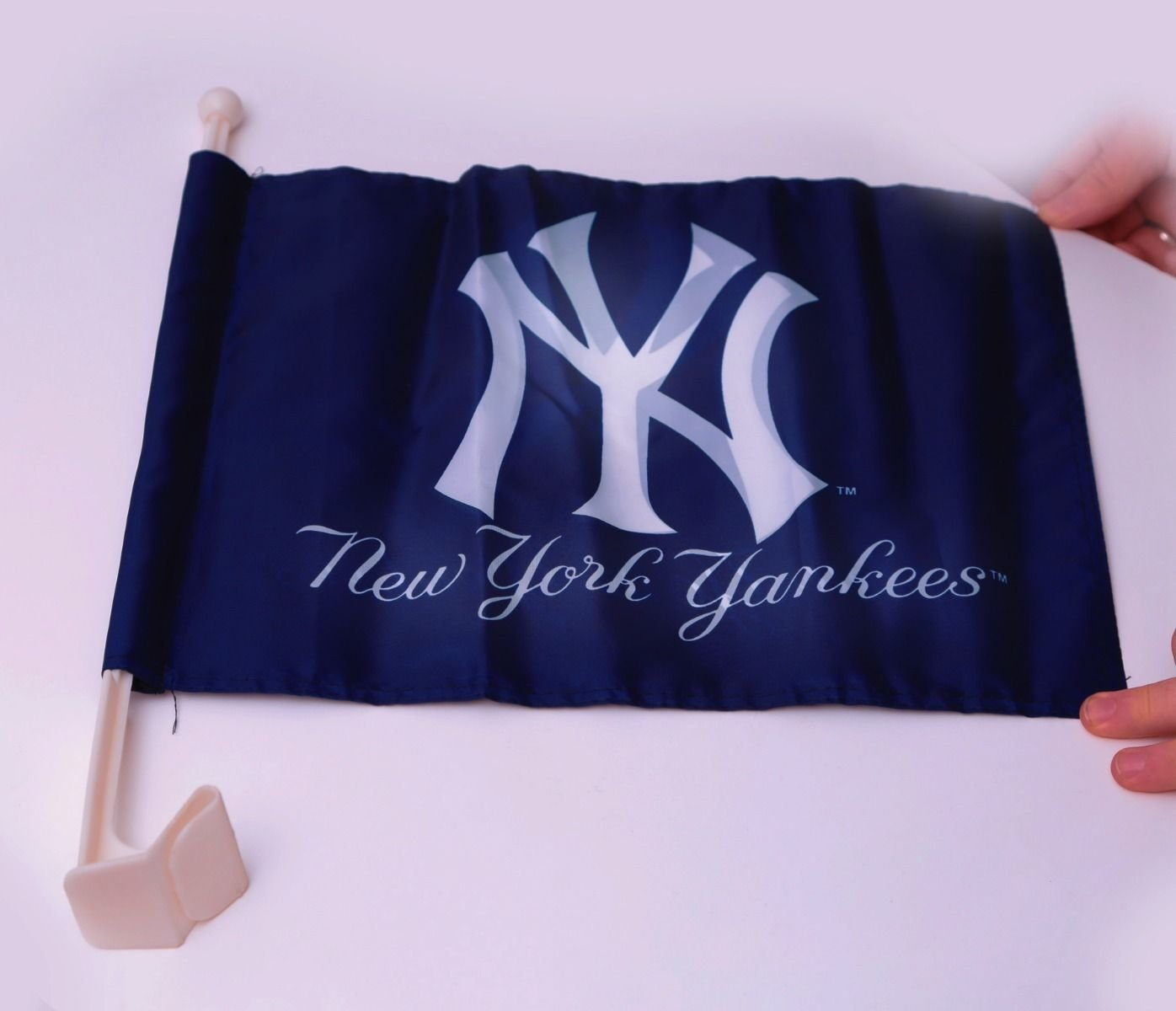 MLB New York Yankees Car Flag NFL Team Apparel