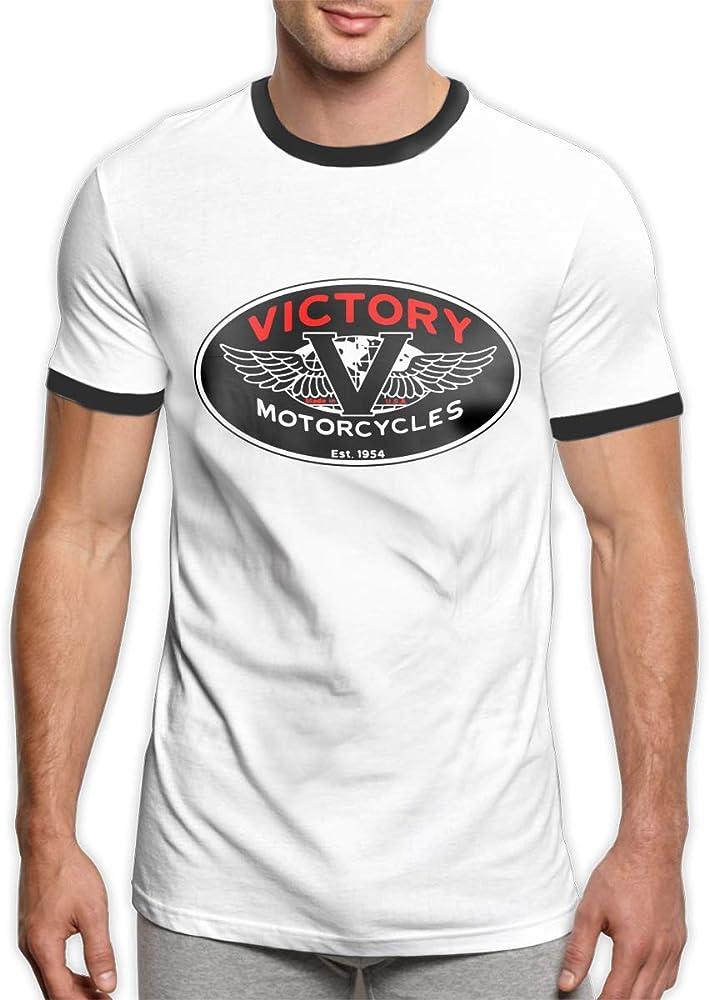 TIANXIN - Camiseta para Hombre (100% algodón Preencogido), diseño de Moto Victoriana, Color Negro - Negro - Small: Amazon.es: Ropa y accesorios